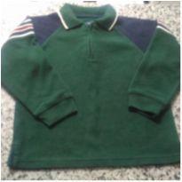 Blusa verde em Cotton!! - 6 anos - Importado