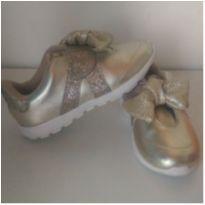 Lindo Tênis Dourado Ortopasso!! - 27 - Ortopasso