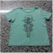 Camiseta Oshkosh Verde!! - 2 anos - OshKosh