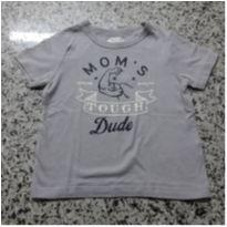 Camiseta Oshkosh Cinza!@ - 2 anos - OshKosh