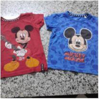 Kit Camisetas Disney!! - 1 ano - Disney