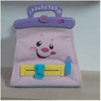 Linda Bolsa Musical Fisher Price!