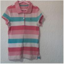 Camiseta Tommy Litras 1! - 8 anos - Tommy Hilfiger