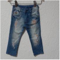 Estilosa Calça Jeans! - 2 anos - Crawling