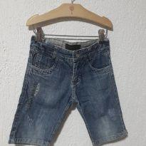 Fofa Bermuda Jeans! - 8 anos - Bicho Solto