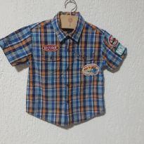 Estilosa Camisa Tommy ! - 2 anos - Tommy Hilfiger
