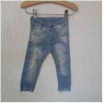 Estilosa Calça Jeans! - 1 ano - Bob Bandeira