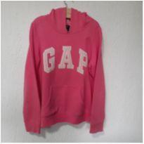 Blusa Moletom GAP Rosa ! - 13 anos - Gap Kids