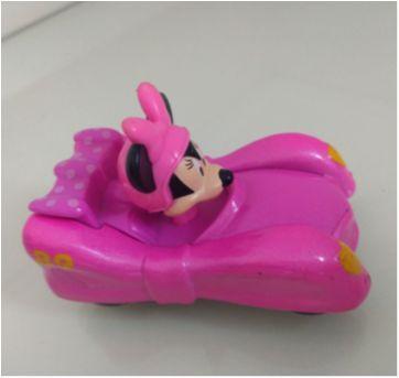 Mini carro minnie - Sem faixa etaria - Disney