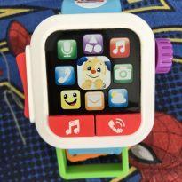 Meu primeiro Smart Watch Fisher Price -  - Fisher Price