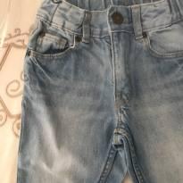 Calca Jeans claro H&M - 6 a 9 meses - H&M