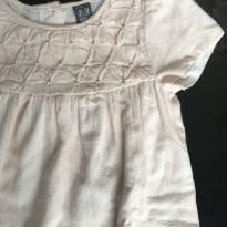 Vestido Zara  Rosadinho - 2 anos - Zara