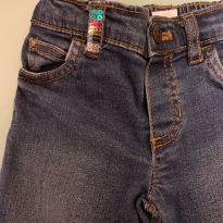 Calca jeans Carter`s escura - 3 anos - Carter`s