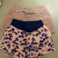 Combo de shorts de algodão orgânico com shorts extra - 3 meses - H&M