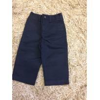 calca Polo Ralph Lauren Azul Marinho - 18 meses - Ralph Lauren
