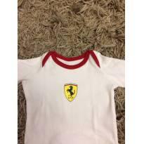 Macacão Ferrari - 3 a 6 meses - Ferrari