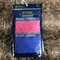 Kit de Cuequinhas Boxer Polo Ralph Lauren (embalagem fechada) - 8 anos - Ralph Lauren