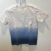 Camiseta Bicolor GAP - 7 anos - GAP