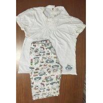 B1207 Pijama Sonhart - 2 anos - Sonhart