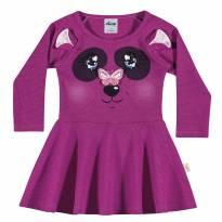 21790 Vestido urso 3 anos - 3 anos - Elian