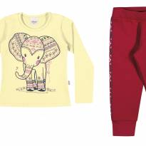 23917 conjunto elefante - 4 anos - Elian