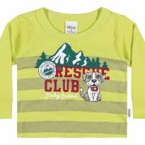 20570 camiseta rescue club tam 2 - 2 anos - Elian