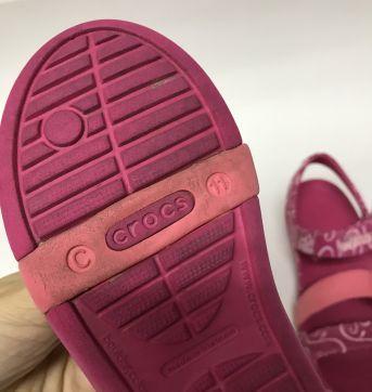 Sandália Crocs Frozen Fever - 27 - Crocs