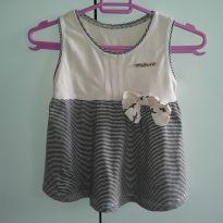 vestido gracinha - 6 meses - Puc,VickyLipe,Tily,Milon
