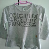 blusa delicada - 1 ano - Colorittá