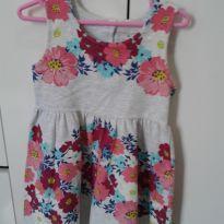Vestido Fofo - 2 anos - Poim, Cherokee e Up Baby