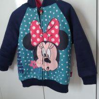 Blusa felpuda da minne - 1 ano - Disney