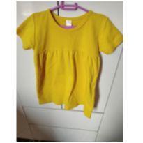 vestido amarelo lindo - 24 a 36 meses - BB Básico