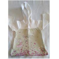Blusa moletom Branca - 3 anos - Elian
