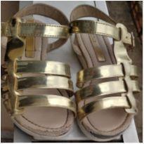 sandália doação - 26 - Molekinha