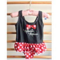 Maiô Minnie - Disney - 12 a 18 meses - Disney