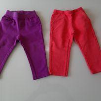 Calças Moletons - 18 a 24 meses - Gymboree e Lilica Ripilica
