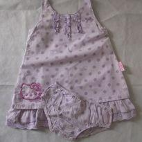 vestido hello kitty - 12 a 18 meses - Hello  Kitty