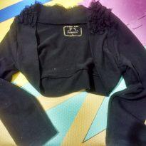 Bolerinho preto - 4 anos - Fuzarka
