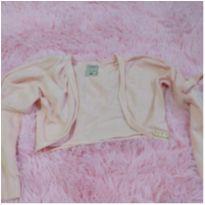 Bolerinho rosa bebe - 4 anos - sem etiqueta