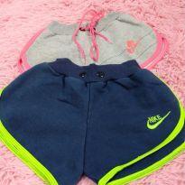 Dupla de shorts - 4 anos - Sem marca