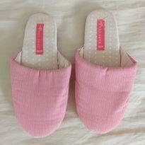 Pantufa Zara rosa bebe - 32 - Zara Home Kids