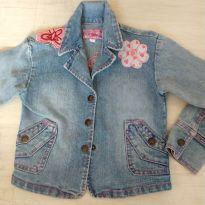 Jaqueta delicada - 5 anos - Crest Jeans