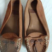Dupla de mocassim - 26 - Zara e Shoestockinha