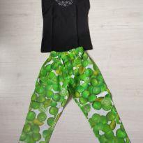 Dupla verdinha - 5 anos - Green e Açucena