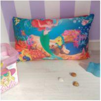 Almofada Princesa Ariel -  - sem etiqueta