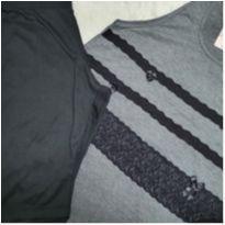 Pijama Short e Regata - G - 44 - 46 - Não informada