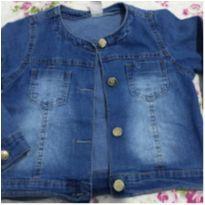 Jaqueta Jeans Baby Club C&A - 3 anos - Baby Club