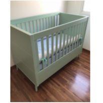 Berço Fit vira cama com colchão e protetor impermeável -  - Idea Kids