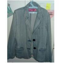 Blazer Jaqueta jeans - 10 anos - Miss Young