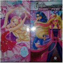 2 livros Barbie quebra-cabeças -  - Barbie